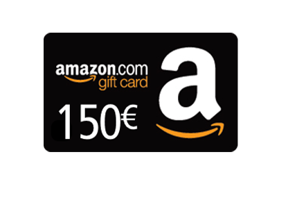 Carte cadeau Amazon 150€